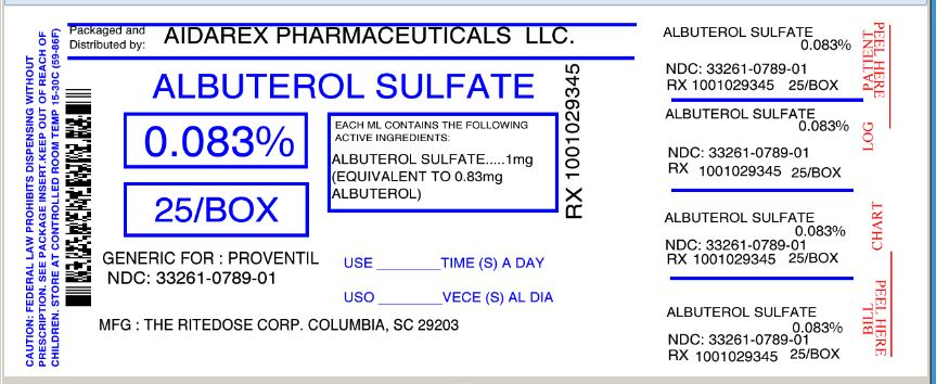 albuterol sulfate inhalation solution steroid