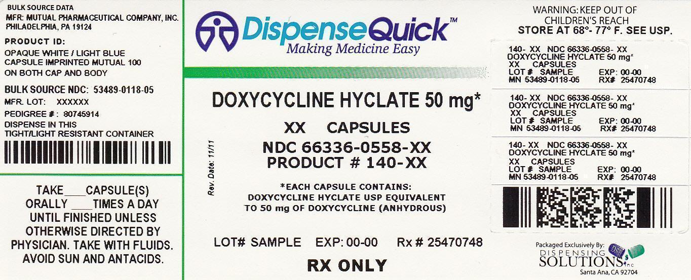 Doxycycline oral : uses, side effects, interactions
