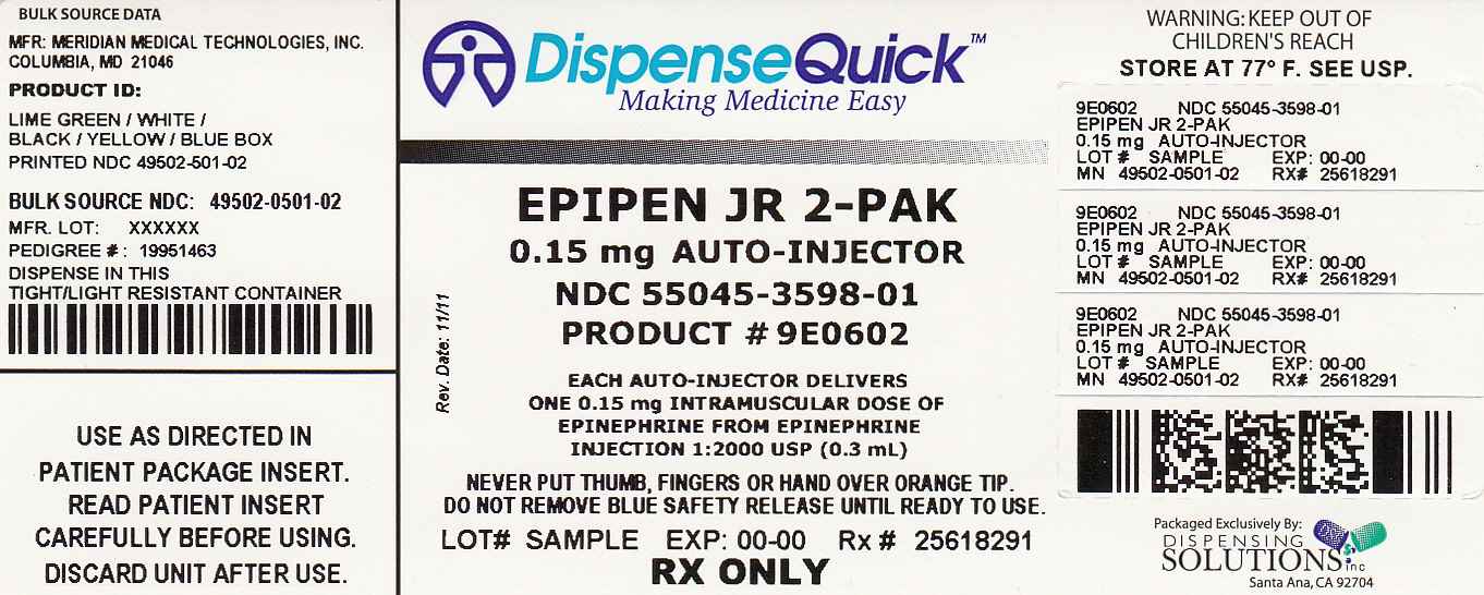 a report on the epipen dispensed and the epinephrine drug Auto-injector and epipen jr (epinephrine)  over 41 million epipen auto-injectors have been dispensed  clinical pharmacology epinephrine is the drug of.