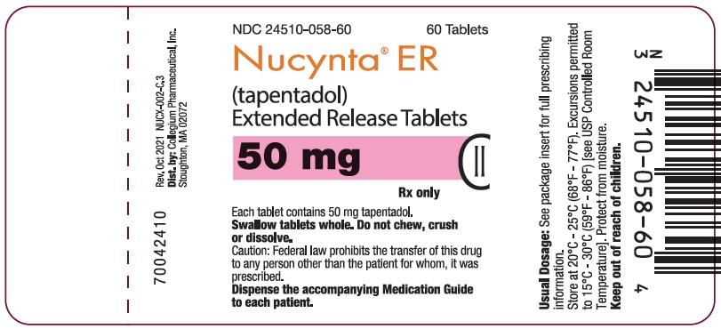 tapentadol 50 mg.