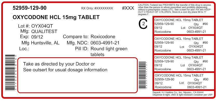 oxycodone 15mg