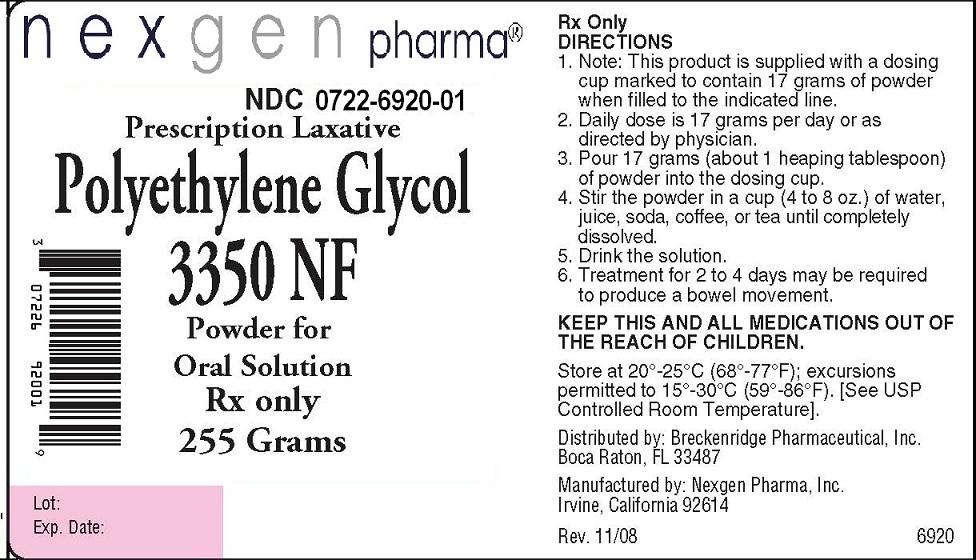 oxyethylene glycol