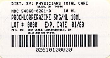 Prochlorperazine Injection Package Insert